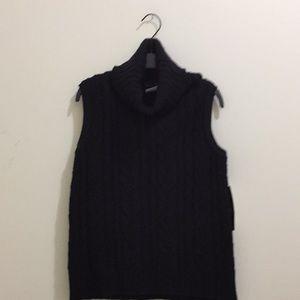Helen Harper cowl neck sweater (sz m)